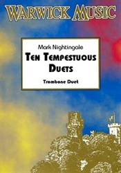 Ten Tempestuous Duets Trombone (Nightingale)