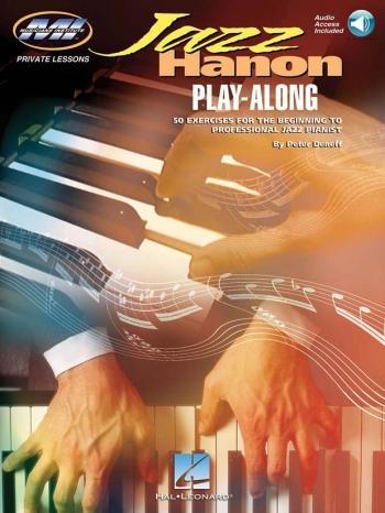 Jazz Hanon: 50 Exercises For The Jazz Pianist