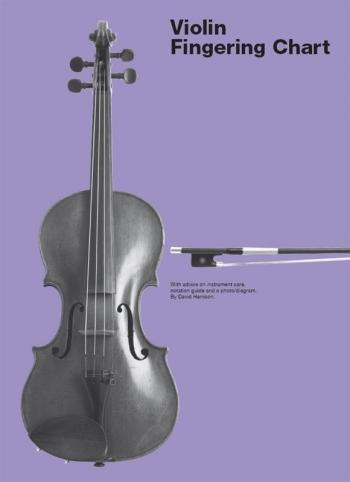 Chester Violin Fingering Chart