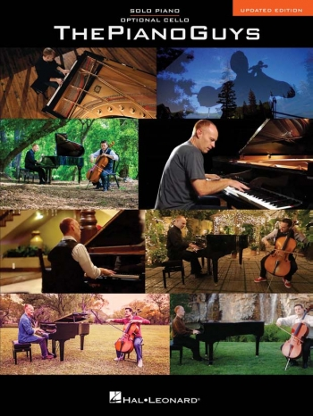 The Piano Guys: Solo Piano And Optional Cello