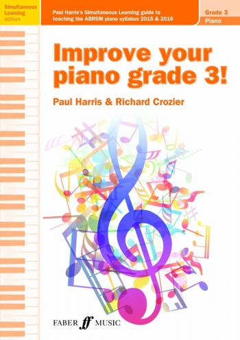 Improve Your Piano Grade 3 Piano (Harris & Crozier)