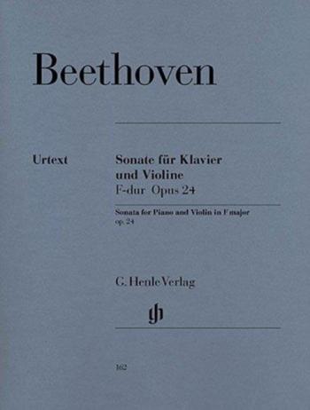 Violin Sonata F Major Op.24 (Spring): Violin & Piano(Henle)