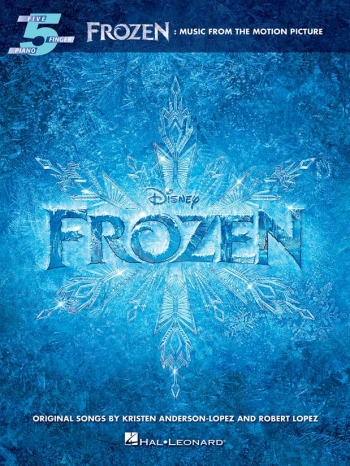 Frozen: Music From The Motion Picture Soundtrack: Five Finger Piano