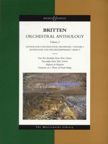 Orchestral Anthology Vol 2: Masterworks: Study Score (B&H)