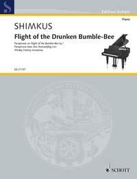 Flight Of The Drunken Bumble Bee: Piano Solo (Schott)