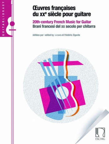 20Th Century French Music For Guitar