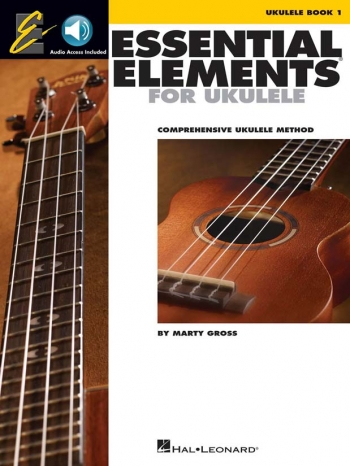 Essential Elements 2000 Book 1: Ukuele Book & CD