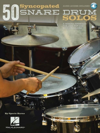 50 Syncopated Snare Drum Solos (Karas)