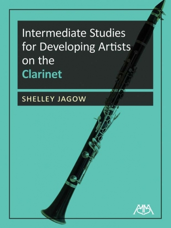 Intermediate Studies For Developing Artists On The Clarinet (Jagow)
