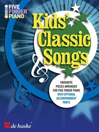 Kids Classics Songs: Five Finger Piano