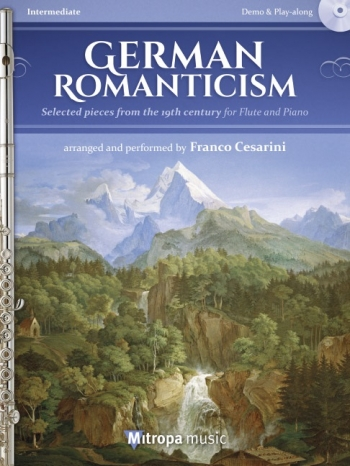 German Romanticism For Flute & Piano