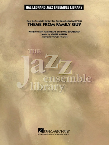 Jazz Ensemble Library: Family Guy: Big Band Score & Parts