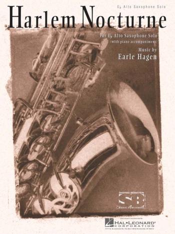 Harlem Nocturne Alto Sax & Piano