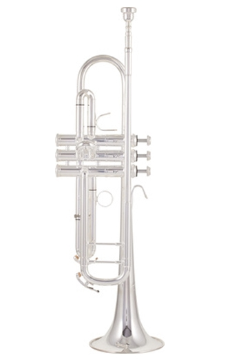 B&S Challenger 2 Trumpet Silver-plated