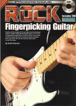 Progressive Guitar: Rock Fingerpicking