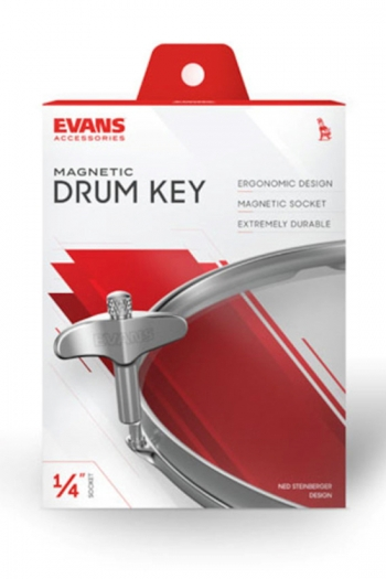 Magnetic Head Drum Key By Evans/D'Addario