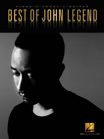 Best Of John Legend Piano Vocal Guitar