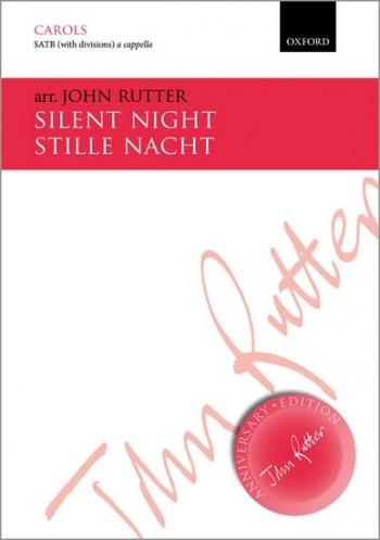 Silent Night: Stille Nacht Vocal SATB A Cappalla