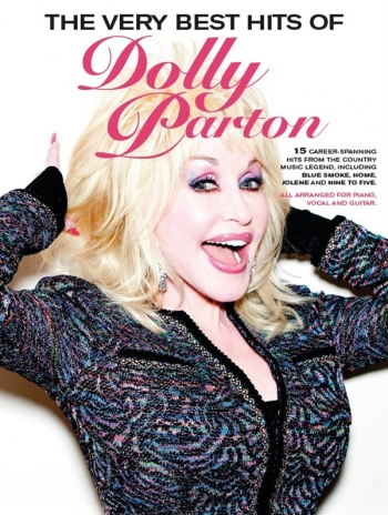 The Very Best Hits Of Dolly Parton: Piano Vocal & Guitar