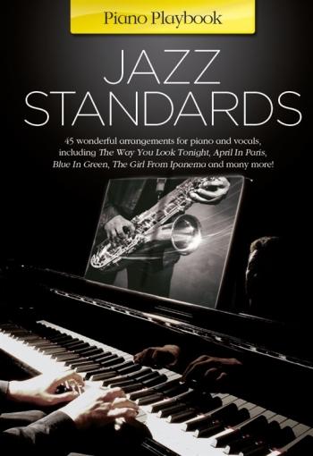 Piano Playbook: Jazz Standards Piano Solo