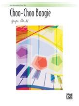 Choo- Choo Boogie: Piano Trio (1 Piano, 6 Hands)