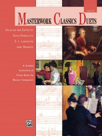 Masterwork Classics Duets Level 8: Piano Duet