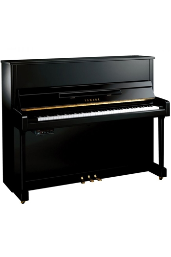 Yamaha B3-SC2 Silent Piano In Polished Ebony