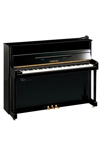 Yamaha B2-SC2 Silent Piano In Polished Ebony