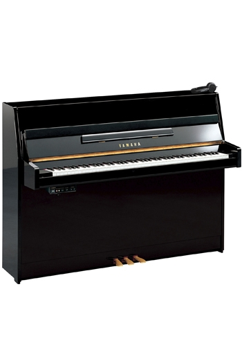 Yamaha B1-SC2 Silent Piano In Polished Ebony