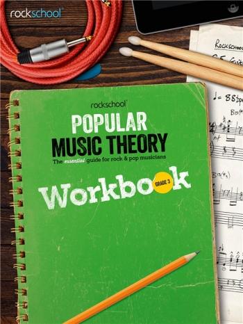 Rockschool: Popular Music Theory Workbook (Grade 3