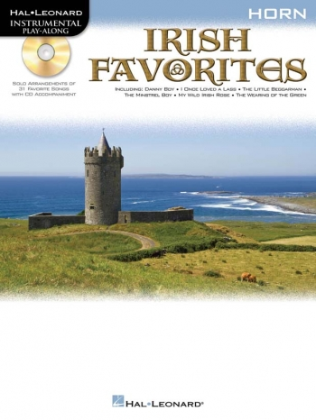 Instrumental Play-along: Irish Favourites: French Horn: Book & Cd