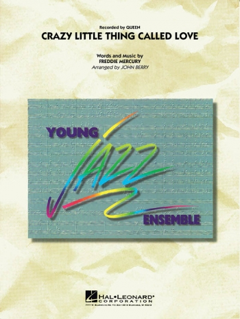 Young Jazz Ensemble: Crazy Little Thing Called Love Score & Parts