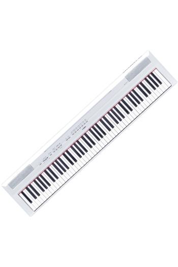 Yamaha P-115WH Digital Piano (White)