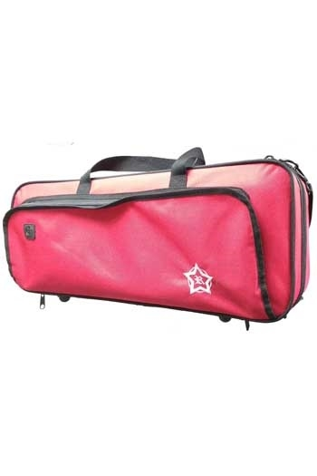 Rosetti Trumpet Case Red
