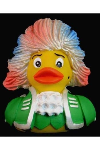 Mozart Rubber Duck: Rock Meets Amadeus: Green