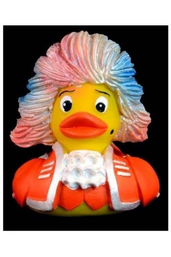 Mozart Rubber Duck: Rock Meets Amadeus: Orange