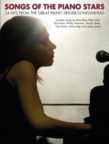 Songs Of The Piano Stars: Piano Vocal Guitar