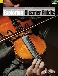 Exploring Klezmer Fiddle: Introduction To Klezmer Styles: Book & CD (Haigh)