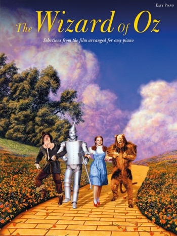 The Wizard Of Oz: Easy Piano Film