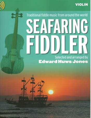 Seafaring Fiddler: Complete: Violin & Cd (huws Jones)