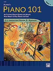 Alfred Piano 101: Lesson Book 1