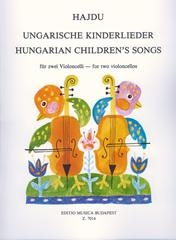 Hungarian Childrens Songs Cello Duet