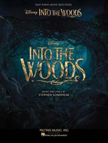 Disney Into The Woods Easy Piano (Sondheim)