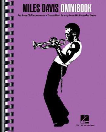 Miles Davis: Omnibook: Bass Clef Edition
