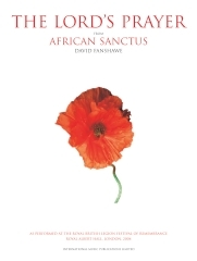 The Lords Prayer From African Sanctus: SATB & Piano