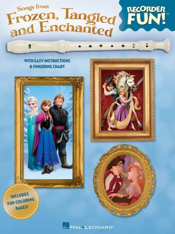 Songs From Frozen, Tangled And Enchanted: Recorder