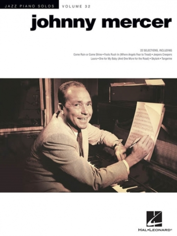 Jazz Piano Solos Vol 32: Johnny Mercer