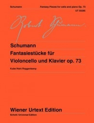 Fantasiestucke Op73: Cello & Piano (Wiener Urtext)