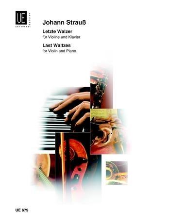 Widmung  (Dedication) For Violin & Piano (Universal)