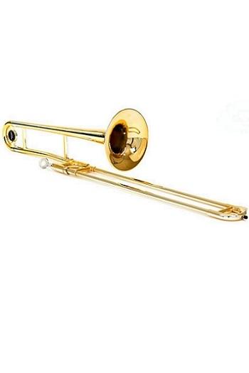 Tromba  Pro Trombone Silver Metal